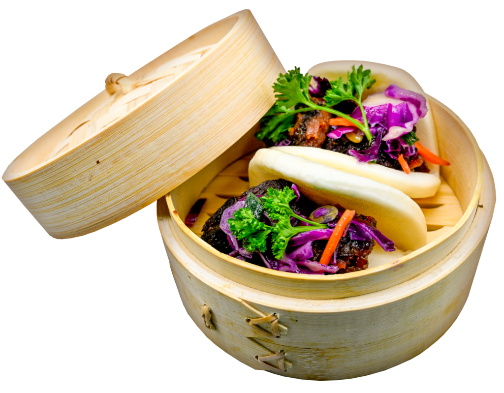 Picture of Pork Steamed Bao Buns